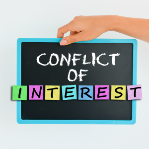 Conflict of interest300