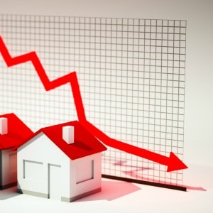 Fixed income investors spooked by falling house prices