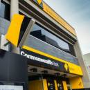 The Commonwealth Bank has posted a record $9.2 billion profit but its wealth businesses have turned in mixed results with funds management up but life insurance down.