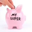 DEXX&R data showed default super funds held a larger share of employer super compared to MySuper although both declined in the last quarter of 2015.