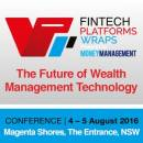 Fintech platforms and wraps logo
