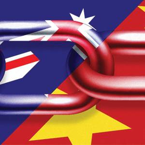 China: Australia's greatest economic vulnerability