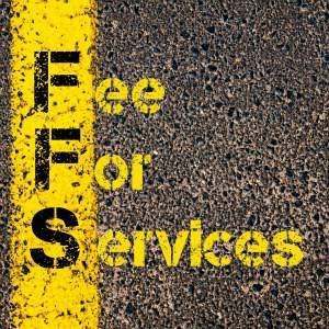 Fee for service300